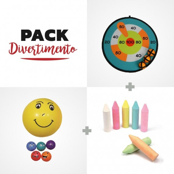 Pack Divertimento