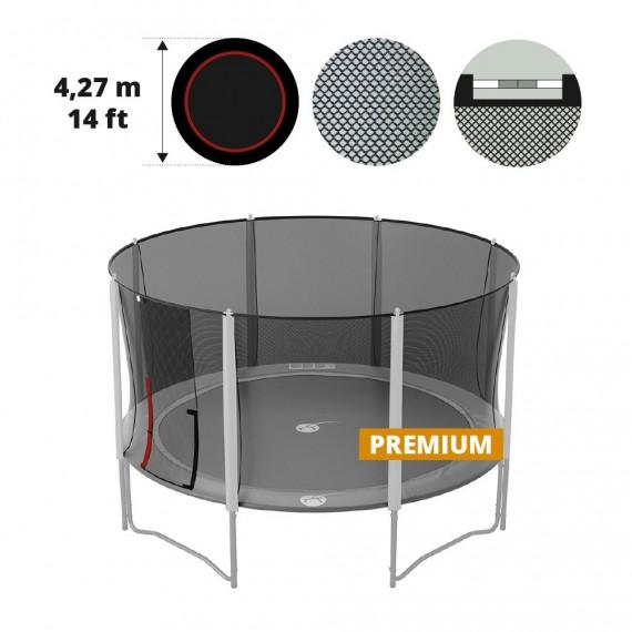 Rete tessile PREMIUM per tappeto elastico 430 - P14
