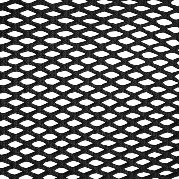Rete a maglia intrecciata 13 mm bianca