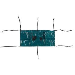 Svuotatasche per tappeto elastico