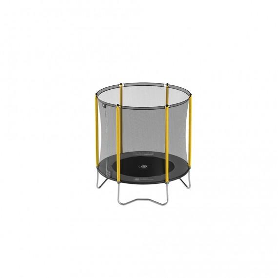 Tappeto elastico Initio 180 con rete di protezione
