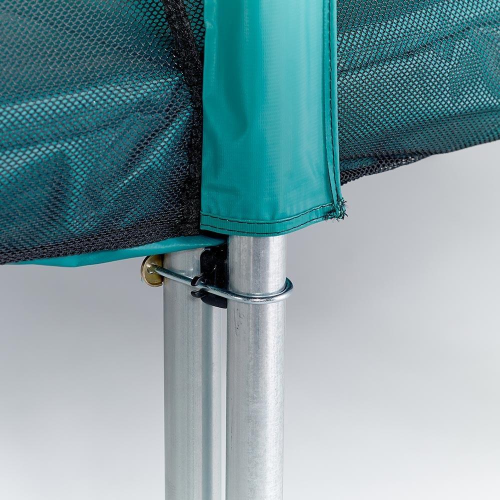 rete di protezione per trampolino elastico ottagonale. Black Bedroom Furniture Sets. Home Design Ideas
