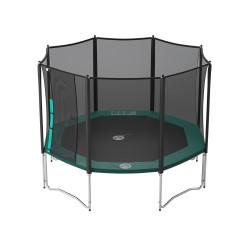Tappeto elastico Waouuh 360 con rete