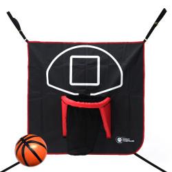 Canestro da Basket FUN per tappeto elastico