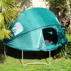 Tente Igloo pour trampoline de 490