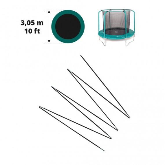 Arc en fibre de verre pour filet Oxygen Ø 305