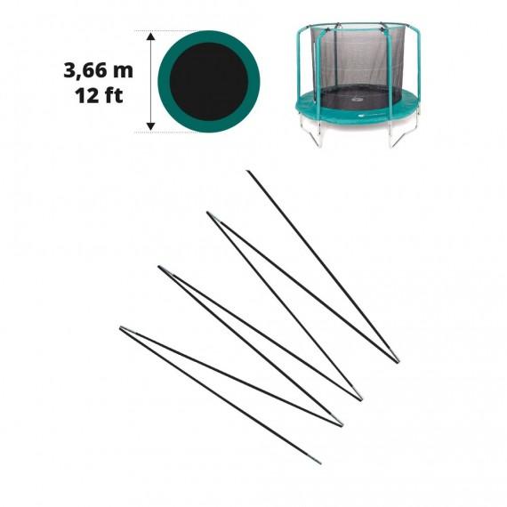 Arc en fibre de verre pour filet Oxygen Ø 366