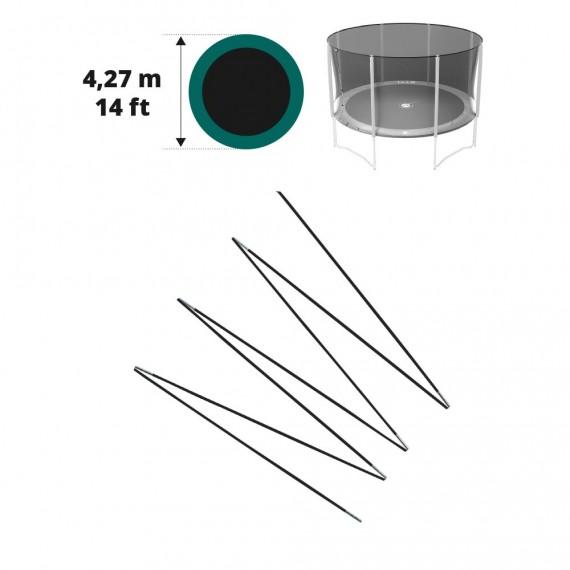 Archi in fibra di vetro per Jump'Up e Booster Ø 427