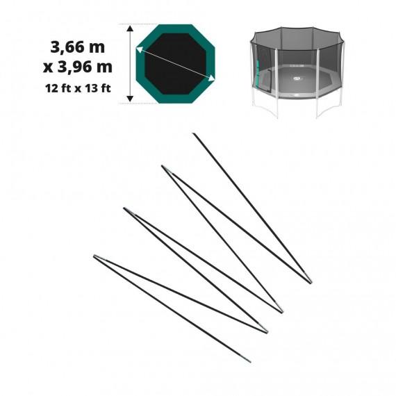 Archi in fibra di vetro per Waouuh 390