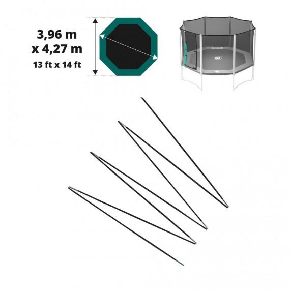 Archi in fibra di vetro per Waouuh 430