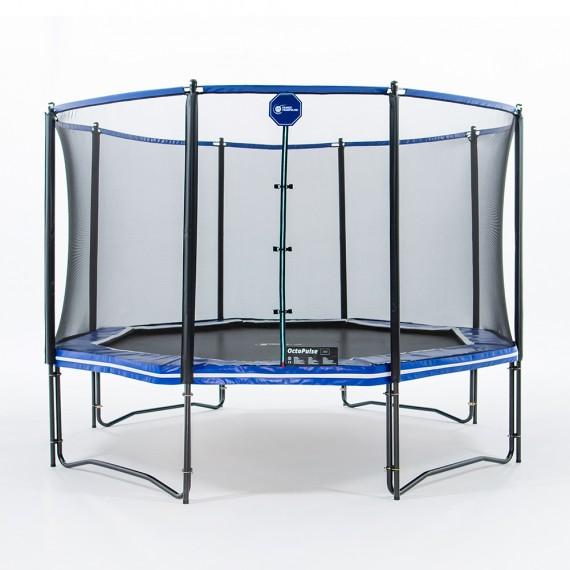 Tappeto elastico Octopulse 390 con rete