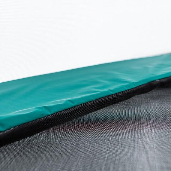 Tappeto elastico Jump'Up 250 con rete di protezione