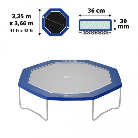 Cuscino di protezione Waouuh 360 Premium