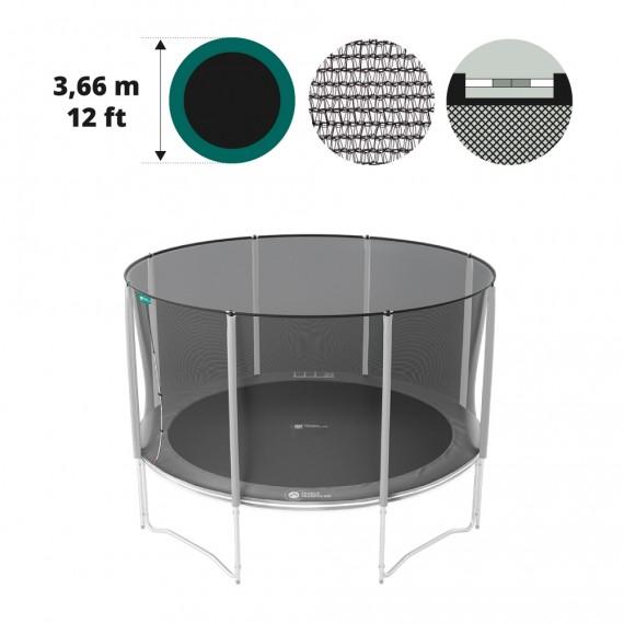 Rete tessile medium per tappeto elastico 360