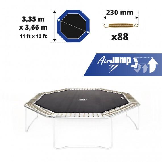 Toile de saut Airjump Octopulse 360