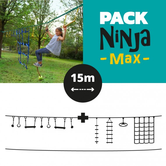 Pack Ninja max