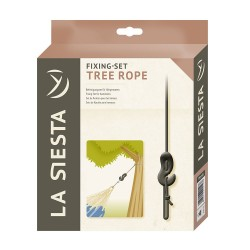 Set di fissaggio per amaca Tree Rope