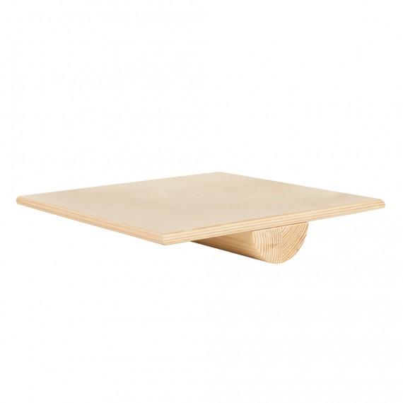 Bilancia quadrata in legno