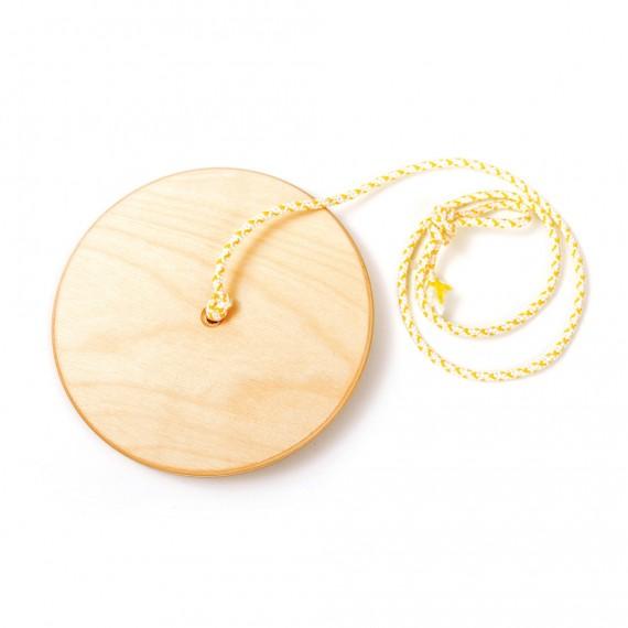 Disco di legno
