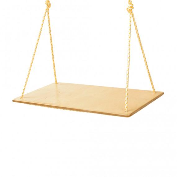 Altalena in legno