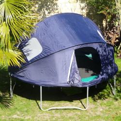 Tenda a igloo per tappeto elastico 460