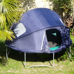 Tenda a igloo per tappeto elastico 490