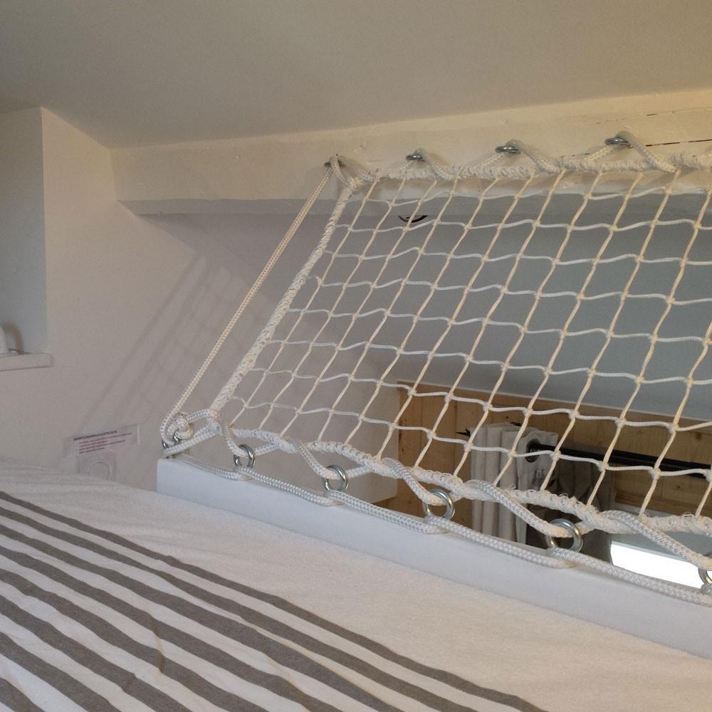 rete di protezione ideale come ringhiera delle vostre scale. Black Bedroom Furniture Sets. Home Design Ideas