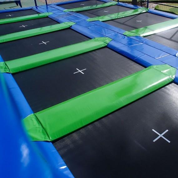 Tappeti elastici modulari Aerò 365