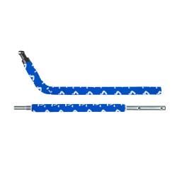 Montante completo per rete di protezione per tappeto elastico Hop 300