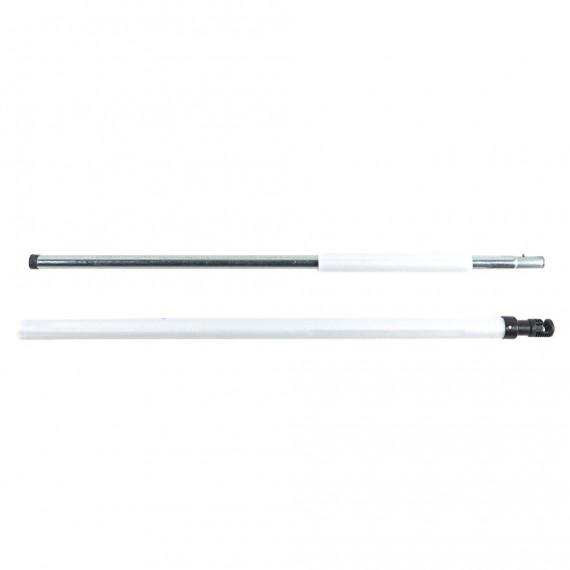 Montante completo Ø38mm per rete con arco in fibra di vetro Ovalì 490