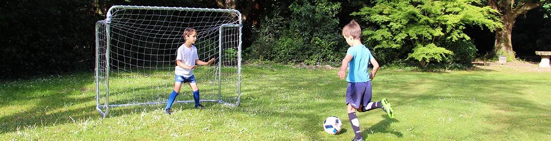 Reti da calcio & tchoukball