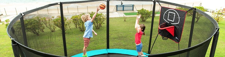 Basket Sul Trampolino