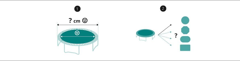 Archi in fibra di vetro