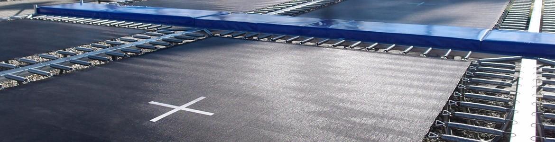 Pezzi di ricambio per tappeti elastici Professionali