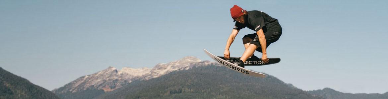 Sci Freestyle con strappi