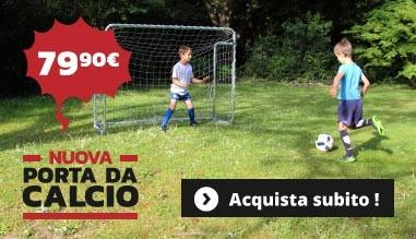 Nuova : Porta da calcio