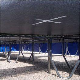 Teli da salto tappeti elastici professionali Aerò
