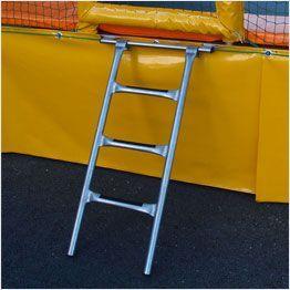 Scaletta per tappeto elastico professionale Pro One