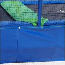 Protezione base tappeto elastico professionale Aerò