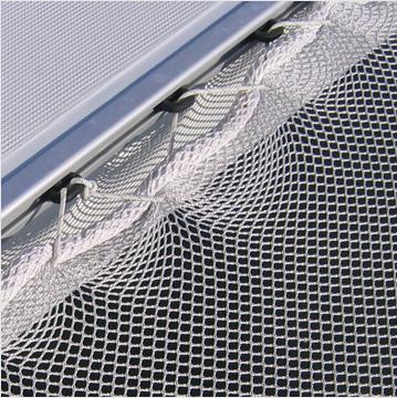 Scorrimento in alluminio per trampolino da multiscafi