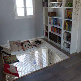 Creazione di uno spazio dedicato ai bambini